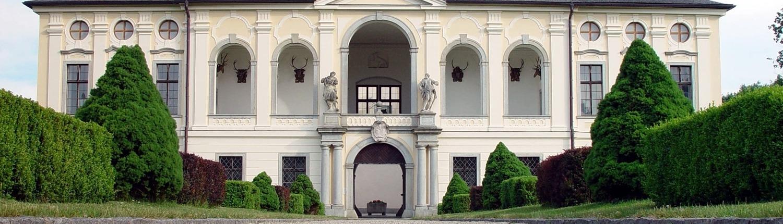 Jagdmuseum Schloss Hohenbrunn