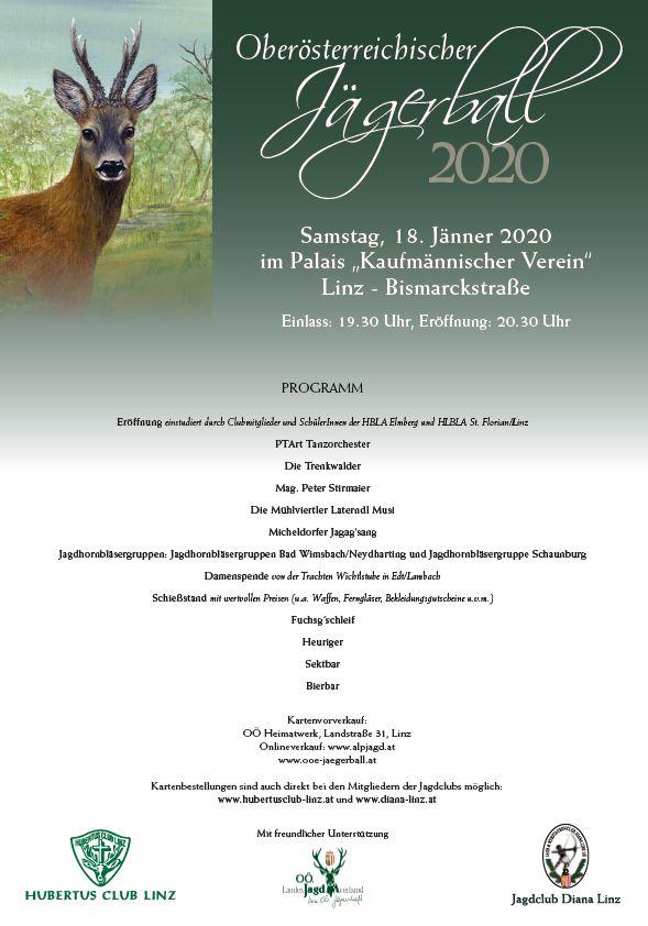 OÖ Jägerball 2020